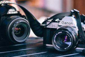 【初心者必見】一眼レフカメラとミラーレスカメラの違い